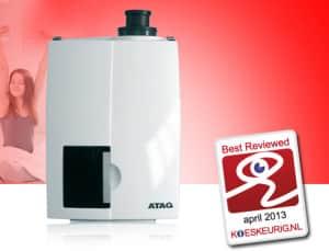 ATAG cv ketels 5 jaar op rij als beste getest volgens de consumentenbond