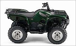Yamaha quads
