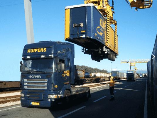 transporteur Polen